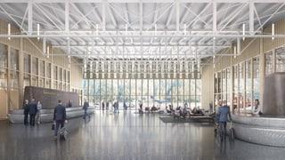 Engadin Airport sa prepara per il futur