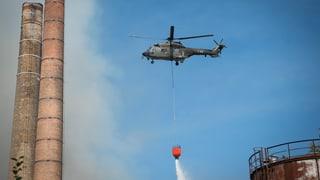 Brand in Horn: Feuerwehr erneut im Einsatz