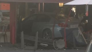 Auto rast bei Paris in Pizzeria – eine Tote