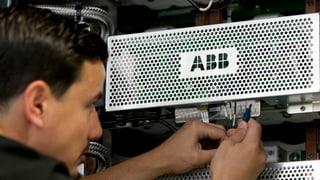 Mehr Aufträge für die ABB Schweiz im 1. Halbjahr 2013