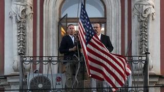 USA kündigen weitere Sanktionen gegen Russland an