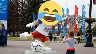 Der Fail-Ticker der WM 2018