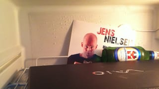 Ein Früh-Stück mit Jens Nielsen