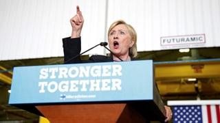USA: Clinton fa squitsch sin Trump