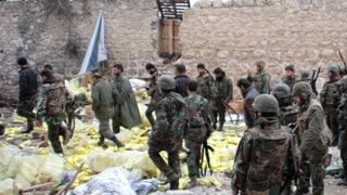 Hilfe in Milliardenhöhe für zerrüttetes Syrien