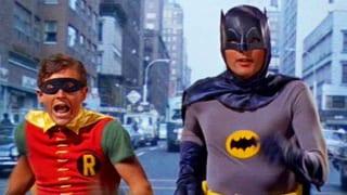 Der Batman der 60er ist bunt und wunderbar blöd