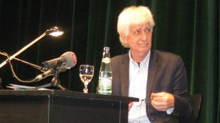 Portrait zum 75. Geburtstag von Pierre Imhasly