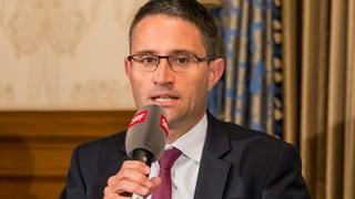 Lukas Engelberger: «Ich habe den Mut für die Spitalfusion»