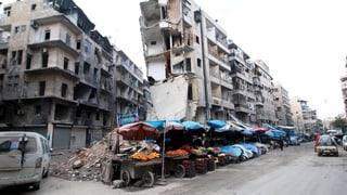 Warum der Kampf um Aleppo für Syriens Zukunft so entscheidend ist