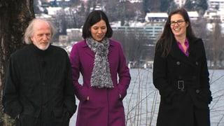 Video «Unterwegs zu Richard Wagner - eine religiöse Spurensuche » abspielen
