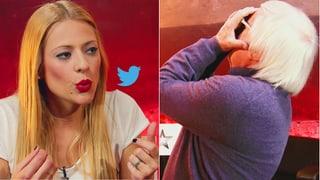 Eigentor vs. Twitter - Christa vs. Monsieur Gress