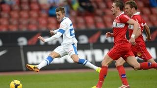 Effizienter FC Zürich feiert 2. Heimsieg