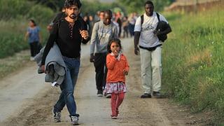 EU beruft Sondergipfel zu Flüchtlingskrise ein
