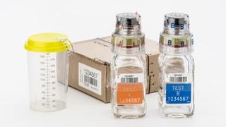 Unsichere Anti-Dopingflaschen?