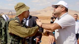 Kann eine Annäherung zwischen Palästinenser und Israeli stattfinden? Ein Psychologe über Identitäten im Nahen Osten.