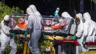 Ebola-Infizierte als Versuchskaninchen
