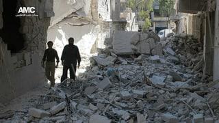 Hinweise auf erneuten Giftgaseinsatz in Syrien