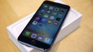 Das iPhone lässt Apples Kasse klingeln
