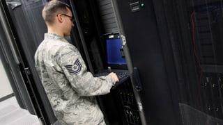 Die USA sind schlecht gerüstet für einen Cyber-Krieg