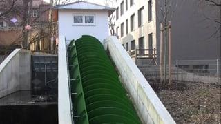 Die IBAarau will mit fünf Kleinkraftwerken zwischen Suhr und Aarau Strom für 1000 Haushalte produzieren.