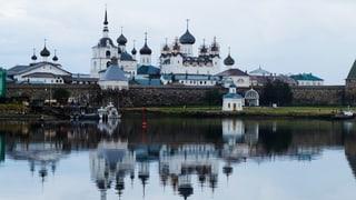 Wie Kirche und Kreml in Russland zusammenspannen
