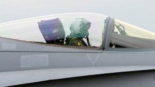 Ausbau des Luftpolizeidienstes kommt schrittweise voran