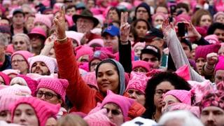 Nicht nur Pussyhats – Pink Power braucht es auch an der Urne