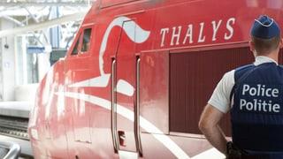 Angriff in Thalys-Zug 2015: Belgien lässt Verdächtige frei