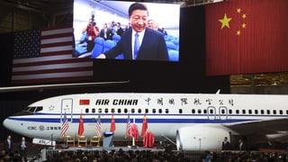 Staatspropaganda aus China: Onkel Xi fährt nach Amerika