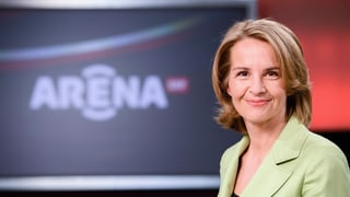 Sonja Hasler verlässt die «Arena»