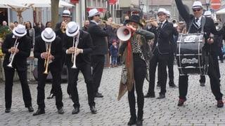 «Kampf der Orchester»: Zibbz und Bieranjas blasen Konstanz weg
