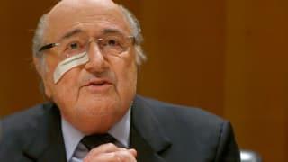 Blatter legt Einspruch ein