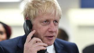 Vereinigtes Königreich steuert in turbulente Gewässer