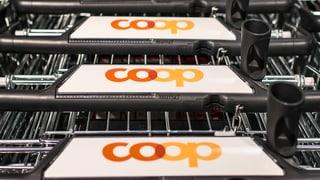Coop: Mehr Umsatz trotz stagnierendem Detailhandel