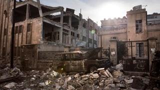 Zustandekommen der Syrien-Konferenz unsicher