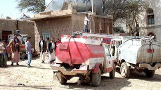 «Die Wasserversorgung funktioniert nur noch mit Lastwagen»