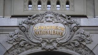 La SNB introducescha nov tschains directiv