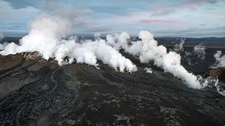 ETH-Experte schliesst noch grösseren Vulkanausbruch nicht aus