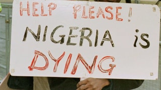 Nigeria – die Wirtschaft im Hoch, die Bevölkerung im Elend