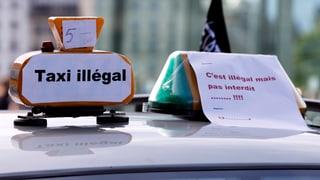 Genf legalisiert Taxi-Dienst Uber