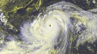 «Florence» in den USA und «Mangkhut» auf den Philippinen