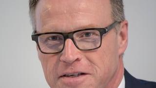 Meyer: «Das Gotthardprinzip ist etwas ganz Neues»
