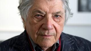 Grand Prix Literatur für Paul Nizon und Philippe Jaccottet