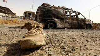Das Ziel der Dschihadisten heisst Bagdad