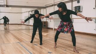 Othella Dallas (90) denkt nicht daran, mit dem Tanzen aufzuhören