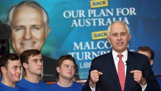 Brexit, Kohle, Klima: Australiens Qual mit der Wahl