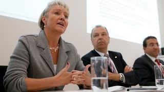 Bündner Regierung will Steuern für Unternehmen senken