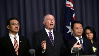 Experten erörtern neue MH370-Suchstrategie