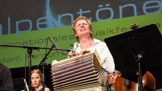 Outi Pulkkinen, Nadja Räss und Mariana Sadovska