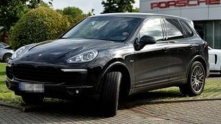 Astra verhängt im August Zulassungsstopp für Porsche Cayenne